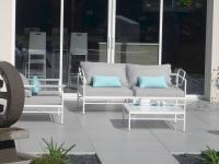 mobilier jardin moderne