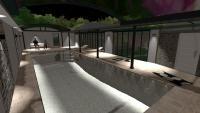 Projet 3D - Aménagement jardin
